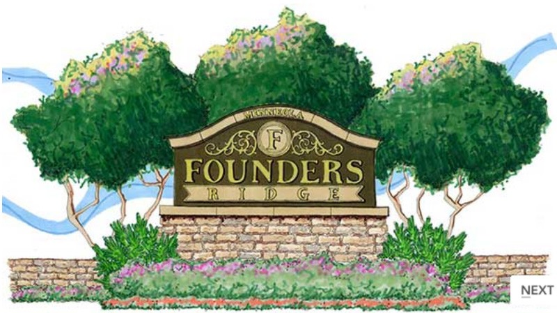 Founder's Ridge