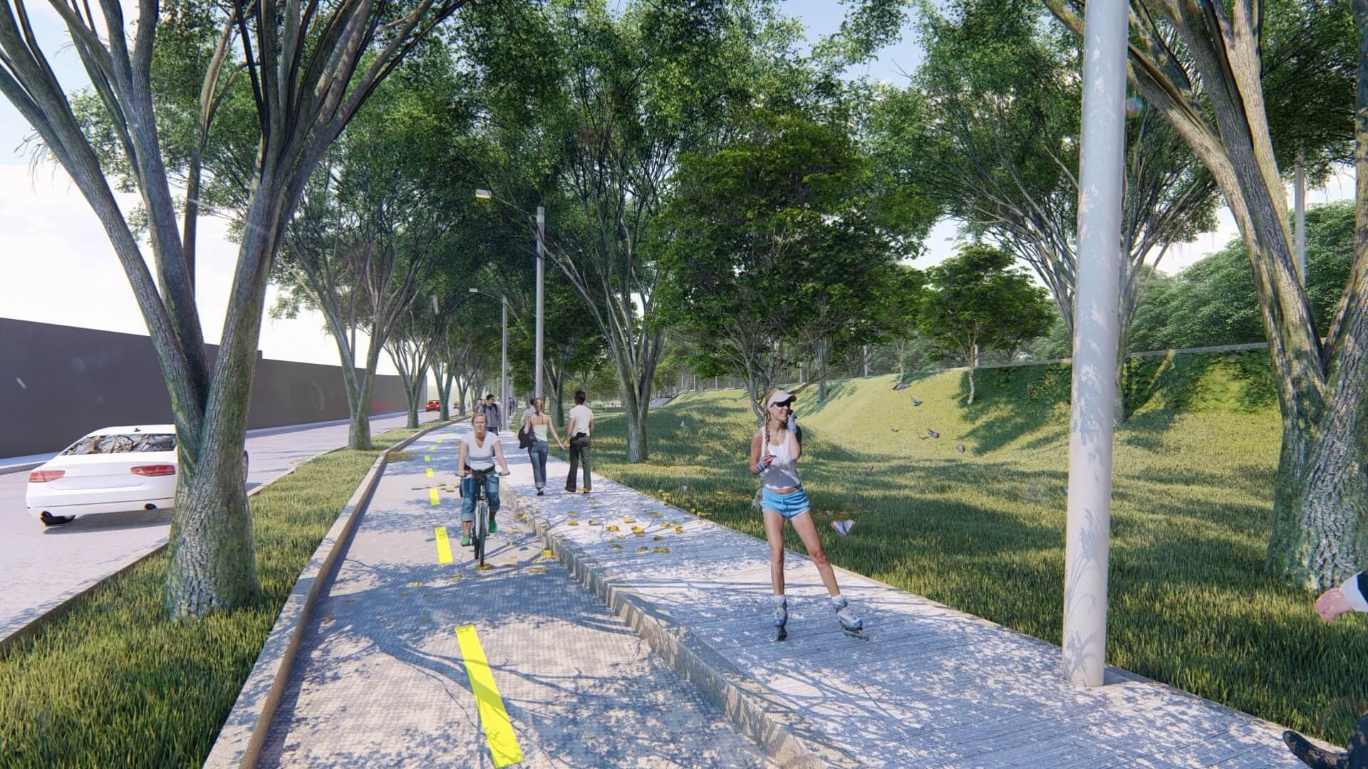 Ejes Ambientales para la Ciudad de Mocoa